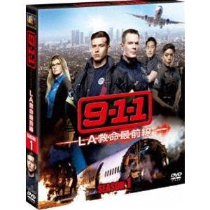 9-1-1 LA救命最前線 シーズン1<SEASONSコンパクト・ボックス> [DVD] ggking