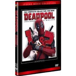 デッドプール DVDコレクション [DVD]|ggking
