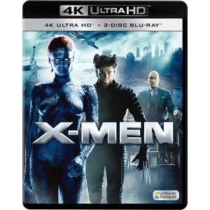 X-MEN<4K ULTRA HD+2Dブルーレイ> [Ultra HD Blu-ray]|ggking