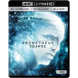 プロメテウス<4K ULTRA HD+3D+2Dブルーレイ> [Ultra HD Blu-ray]|ggking