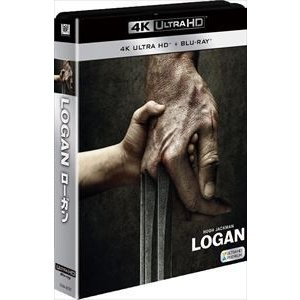 LOGAN/ローガン<4K ULTRA HD+2Dブルーレイ> [Ultra HD Blu-ray]|ggking