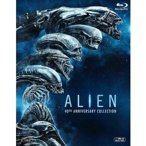 エイリアン 製作40周年記念版 コンプリート・ブルーレイBOX〔初回生産限定〕 [Blu-ray]|ggking