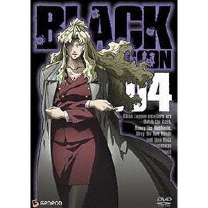 BLACK LAGOON 004 [DVD]|ggking