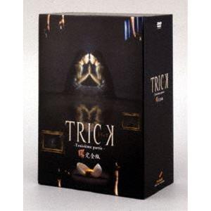 トリック TRICK Troisieme partie 腸完全版 DVD-BOX [DVD]|ggking