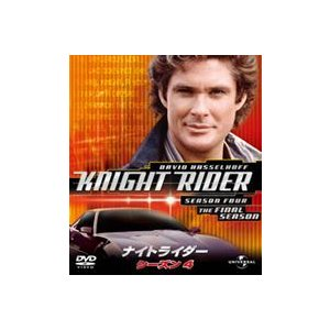 ナイトライダー シーズン4 バリューパック [DVD]|ggking