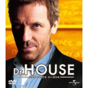 Dr.HOUSE/ドクター・ハウス シーズン4 バリューパック [DVD]|ggking