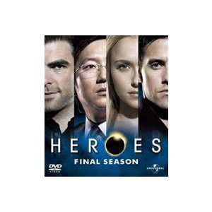HEROES シーズン4 バリューパック [DVD] ggking