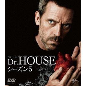 Dr.HOUSE/ドクター・ハウス シーズン5 バリューパック [DVD]|ggking