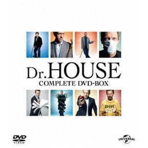 Dr.HOUSE/ドクター・ハウス コンプリート DVD BOX [DVD]|ggking