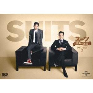 SUITS/スーツ〜運命の選択〜 DVD SET2(お試しBlu-ray付) [DVD]|ggking
