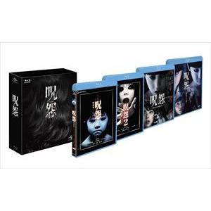 呪怨 劇場版 Blu-ray ファイナルBOX(初回限定生産) [Blu-ray]