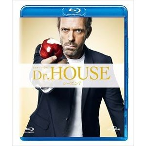 Dr.HOUSE/ドクター・ハウス シーズン7 ブルーレイ バリューパック [Blu-ray]|ggking