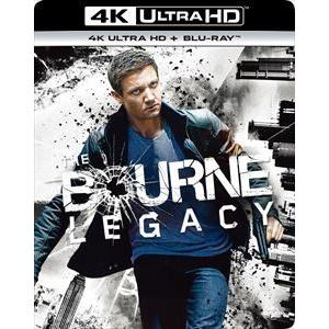 ボーン・レガシー[4K ULTRA HD+Blu-rayセット] [Ultra HD Blu-ray]|ggking