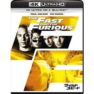 ワイルド・スピード[4K ULTRA HD+Blu-rayセット] [Ultra HD Blu-ray]|ggking