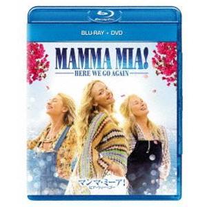 マンマ・ミーア! ヒア・ウィー・ゴー ブルーレイ+DVDセット<英語歌詞字幕付き> [Blu-ray]|ggking