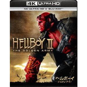 ヘルボーイ ゴールデン・アーミー 4K Ultra HD+ブルーレイ [Ultra HD Blu-ray] ggking
