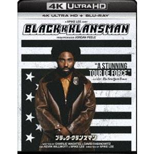 ブラック・クランズマン 4K Ultra HD+ブルーレイ [Ultra HD Blu-ray]