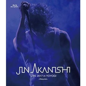 赤西仁/JIN AKANISHI LIVE 2017 in YOYOGI 〜Resume〜 [Blu-ray]|ggking