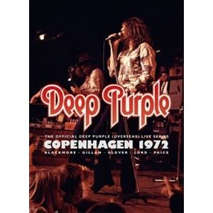 ディープ・パープル MKII〜ライヴ・イン・コペンハーゲン 1972(初回限定盤) [DVD] ggking