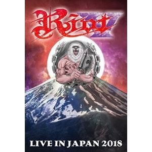 ライオット/ライヴ・イン・ジャパン2018(通常盤) [Blu-ray]|ggking