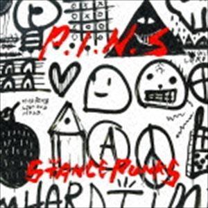STANCE PUNKS / P.I.N.S [CD]|ggking