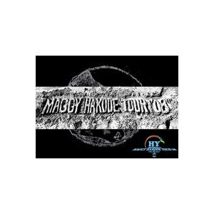 HY PACHINAI×5 MAGGY HAKODE TOUR'08&Nartyche [DVD] ggking