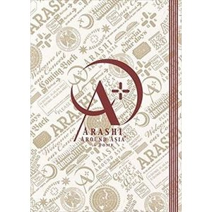 嵐/ARASHI AROUND ASIA + in DOME【スタンダード・パッケージ版】 [DVD]|ggking
