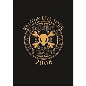 KAT-TUN LIVE TOUR 2008 QUEEN OF PIRATES(通常盤) [DVD]|ggking