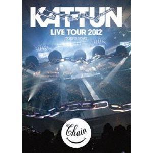 KAT-TUN LIVE TOUR 2012 CHAIN TOKYO DOME [DVD]|ggking