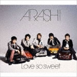 嵐 / Love so sweet(通常盤) [CD]|ggking