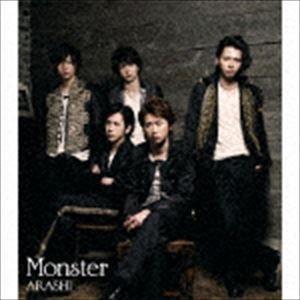 嵐 / Monster(通常盤) [CD]|ggking