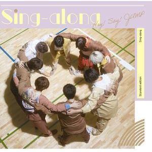 Hey! Say! JUMP / Sing-along(通常盤) (初回仕様) [CD]|ggking