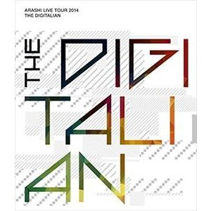 嵐/ARASHI LIVE TOUR 2014 THE DIGITALIAN(Blu-ray通常盤) [Blu-ray]|ggking