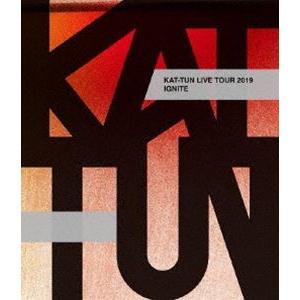 KAT-TUN LIVE TOUR 2019 IGNITE(通常盤) [Blu-ray]|ggking