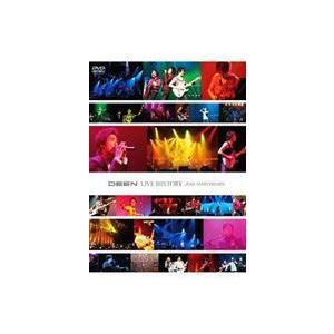 DEEN/20周年記念 ライブヒストリーDVD DEEN LIVE HISTORY 〜20th ANNIVERSARY〜 [DVD]|ggking