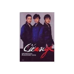 少年隊/SHONENTAI PLAYZONE 2006 Change [DVD]|ggking
