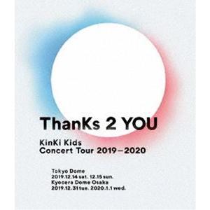 KinKi Kids Concert Tour 2019-2020 ThanKs 2 YOU(通常盤) [Blu-ray]|ggking