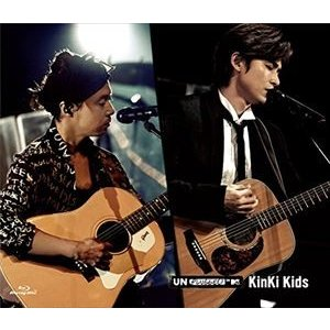 KinKi Kids/MTV Unplugged:KinKi Kids [Blu-ray]|ggking