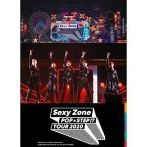 Sexy Zone POP×STEP!? TOUR 2020(通常盤) [Blu-ray]|ggking
