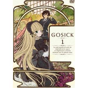 GOSICK ゴシック DVD特装版 第1巻 [DVD]|ggking
