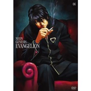 新世紀エヴァンゲリオン DVD STANDARD EDITION Vol.6 [DVD]|ggking