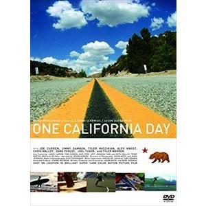 ワン カリフォルニア デイ [DVD]|ggking