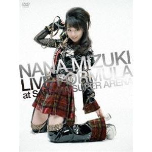 水樹奈々/NANA MIZUKI LIVE FORMULA at SAITAMA SUPER ARENA [DVD]|ggking