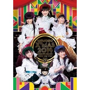 ももいろクローバーZ/ももいろクリスマス2014 さいたまスーパーアリーナ大会 〜Shining Snow Story〜 Day2 LIVE DVD [DVD]|ggking