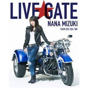 水樹奈々/NANA MIZUKI LIVE GATE(Blu-ray) [Blu-ray]|ggking