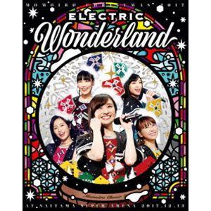 ももいろクローバーZ/ももいろクリスマス 2017 〜完全無欠のElectric Wonderland〜 LIVE Blu-ray【初回限定版】 [Blu-ray]|ggking