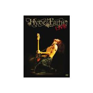 HYDE/LIVE FAITH [DVD]|ggking