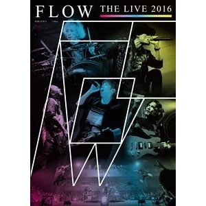 FLOW THE LIVE 2016 [DVD]|ggking
