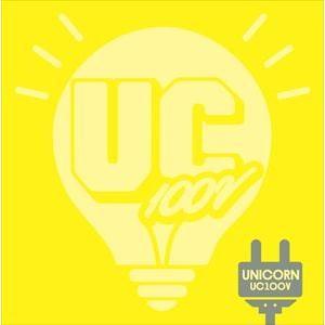 ユニコーン / UC100V(初回生産限定盤/CD+DVD) [CD]