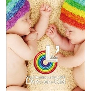 L'Arc-en-Ciel/25th L'Anniversary LIVE(通常盤) [Blu-ray]|ggking